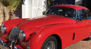 Jaguar XK150 S Auto FHC